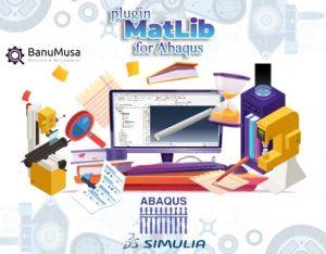 Abaqus plugin to produce new material