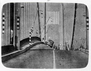 collapse of the Bridge