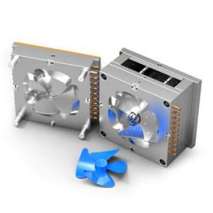 Design of plastic, rubber, foam, and pneumatic injection molds
