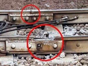 On 25 January 2018, Pioltello train derailment due to broken rail joint region. 3 women were died.