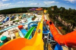 amusement facilities