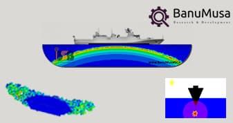 Underwater explosion analysis (UNDEX)