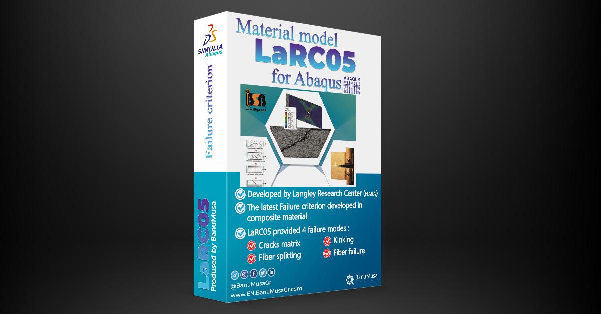 LaRC05 failure criterion for fiber-reinforced composites