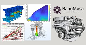Failure analysis of marine diesel engines