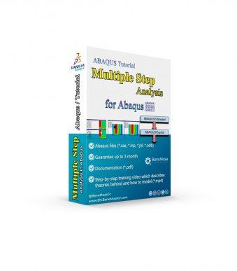 Multiple Step Analysis in Abaqus -tutorial- banumusa-