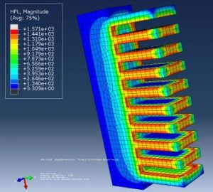 heat mass transter for abaqus